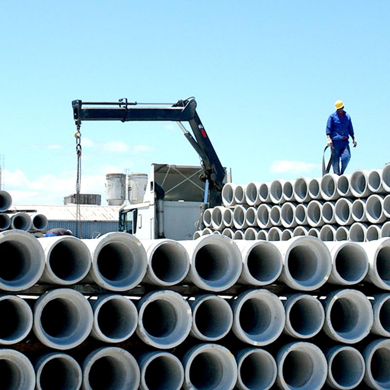 Rocla – Manufacturing concrete pipes and precast concrete