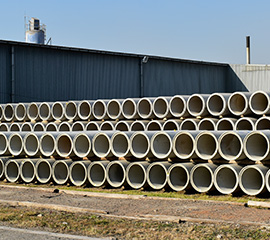 Interlocking Joint Pipes