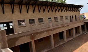 LOMPEC Education Centre builds new classrooms and learning facilities