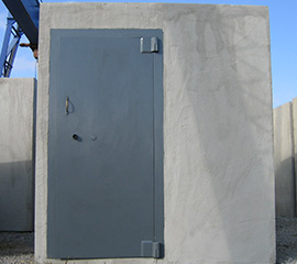 Secure Signal / Equipment Shelter