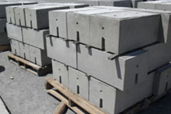 Rocla Supplies Precast Concrete Meter Boxes and Lids to Municipality