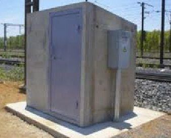Secure Signal / Equipment Shelters