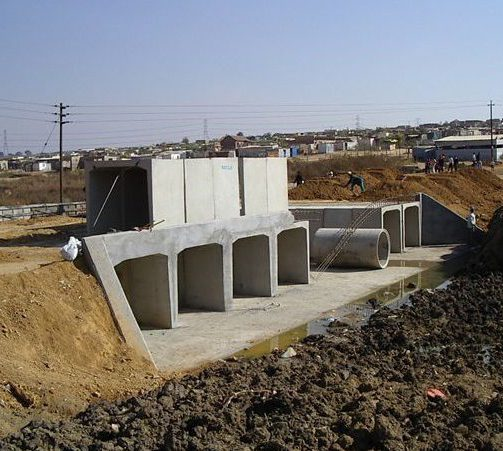 Rectangular Portal Culverts